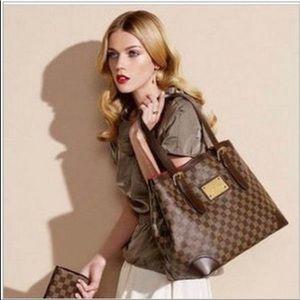 Louis Vuitton Hamstead Damier  Bag